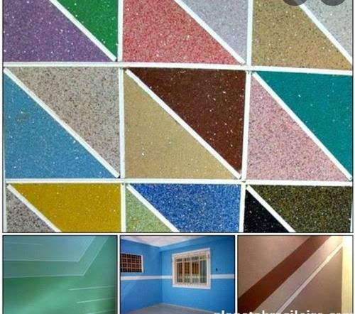 Textura De Jato De Areia Para Sua Casa