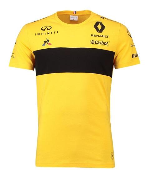 Playera Renault Le Coq Sportif **nico Hulkenberg**