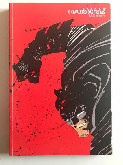 Hq Batman O Cavaleiro Das Trevas Edição Definitiva- Perfeita