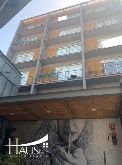 Departamento En Venta, Coahuila Roma Sur