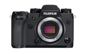 Câmera (corpo) Digital Mirrorless Fujifilm X Series X-h1