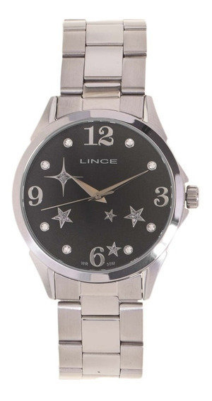 Relógio Lince Lrm4117l P2sx Prata