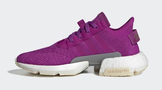 Tênis adidas Pod S3.1 W Boost Pink Original