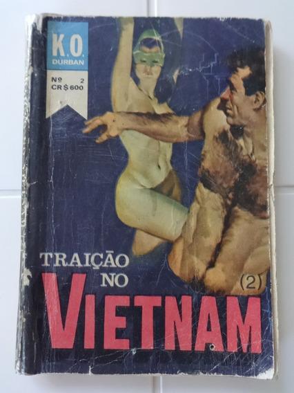 K.o. Durban Nº 2: Traição No Vietnam 2 - Helio Do Soveral