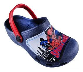 Crocs Infantil Homem Aranha (marvel/disney) Promoção! 27/32