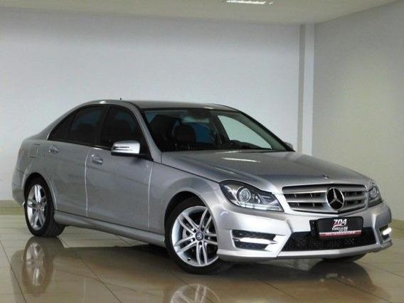 Mercedes-benz C-180 1.6 Turbo Flex, Jkj6810