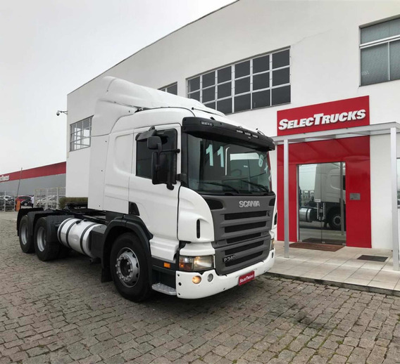 Scania P 340 6x2 - Selectrucks