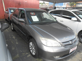 Honda Civic 1.7 Lxl Aut. 4p 115hp