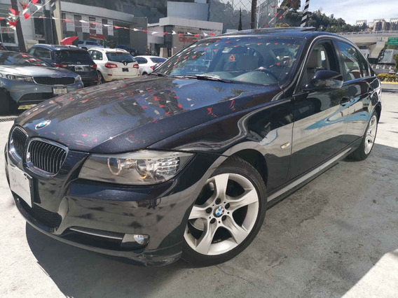 Bmw Serie 3 2012 4p 325ia Edition Exclusive