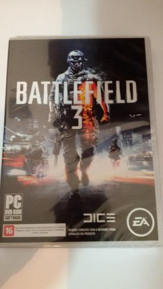 Battlefield 3 - Lacrado, Original Para Pc