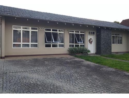 Imagem 1 de 17 de Casa No Saguaçú Com 3 Quartos Para Venda, 210 M² - Lg4508
