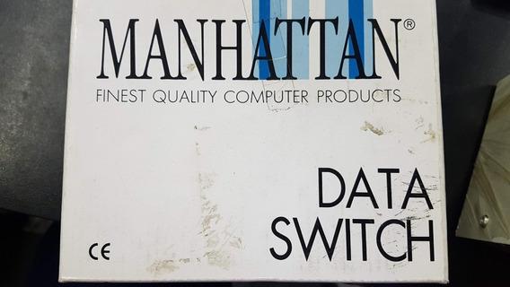 Abcd Data Switch Box Db25-4 Manual Data Switch Crazy Machine