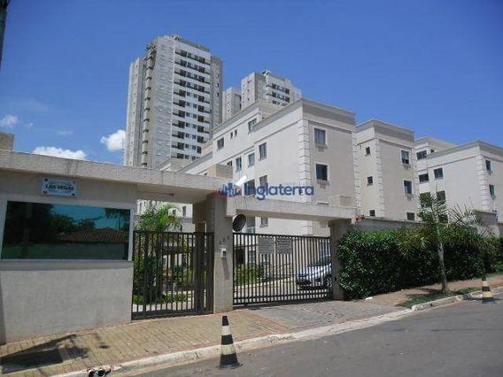 Apartamento Com 2 Dormitórios À Venda, 48 M² Por R$ 150.000,00 - Vale Dos Tucanos - Londrina/pr - Ap0765