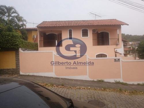 Imagem 1 de 7 de Casa 3 Quartos A Venda Condomínio Gramado Na Taquara Em Jacarepaguá - J-62193 - 69238637