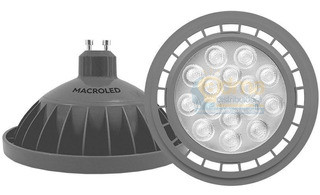 Lampara Ar111 Led 11w Frio Calido Macroled Gu10 Oferta