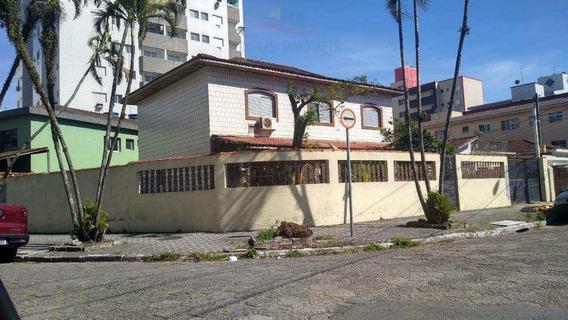 Sobrado Com 5 Dorms, Boqueirão, Praia Grande - R$ 974 Mil, Cod: 62378781 - V68
