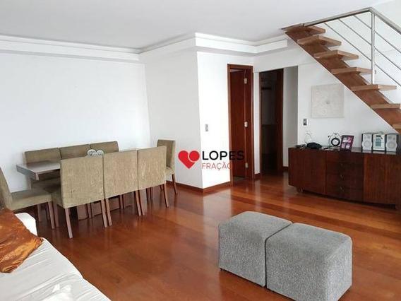 Cobertura Com 3 Dormitórios À Venda, 135 M² Por R$ 650.000 - Vila Esperança - São Paulo/sp - Co0052