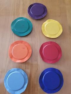 Kit 7 Imanes Terapeuticos Activacion Chakras Colores