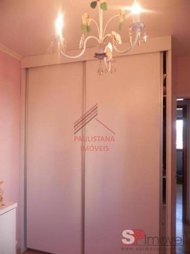 Apartamento Em Condomínio Padrão Para Venda No Bairro Chácara Inglesa, 3 Dorm, 1 Suíte, 2 Vagas, 101 M². - 61