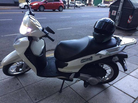 Scooter Mondial Md125k, Año 2016, 10000kms