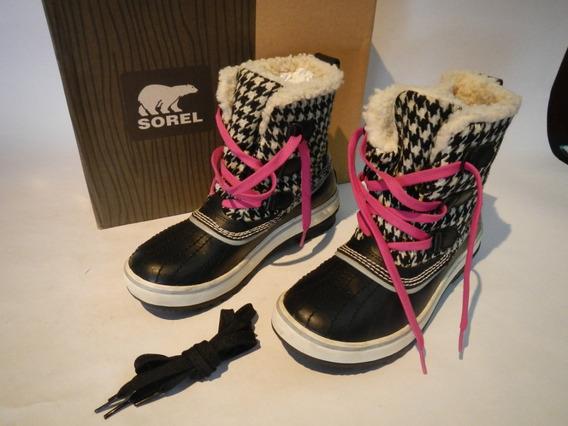 Botas Sorel Para Nieve Impermeables