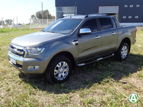 Ford Ranger Limited Dc Mt 4x4 3.2 L 200 Cv