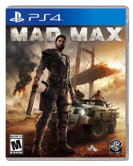 Mad Max + Filme: Mad Max 2 A Caçada Continua - Ps4