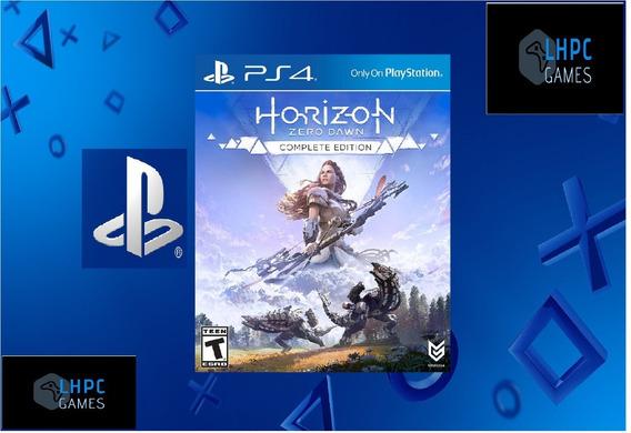Horizon Zero Dawn-aluguel 15 Dias -ps4-playstation 4