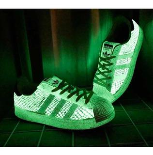 شبكة Sui الماشية Adidas Superstar Que Brillan En La Oscuridad Consultoriaorigenydestino Com