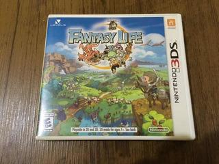 Fantasy Life - Nintendo 3ds (frete Grátis)
