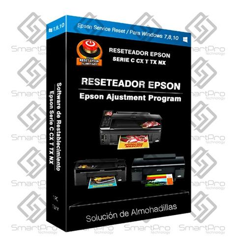 Reset Epson L3110 L3150 L3160 L4150 L4160 L396 L565 L606