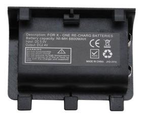 Bateria E Cabo Carregador Controle Xbox One Charge Play