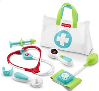 Kit Maletin De Doctor Juguetes Para Niños