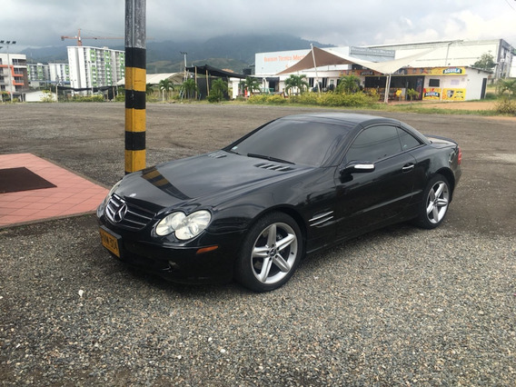 Mercedes-benz Clase Sl Sl500 V8 5000 Cc 2004
