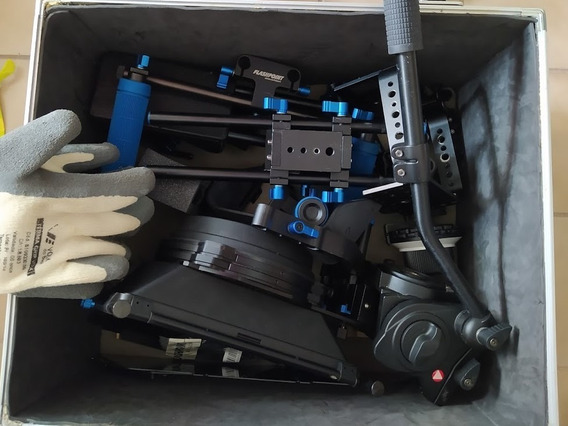 Flashpoint Cage Rig For Blackmagic Camera