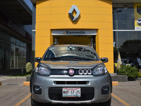 Fiat Uno 1.4 Way Tm En Renault Cuautitlán