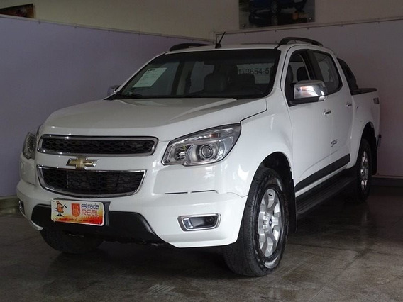 Chevrolet S10 2.8 Ltz 4x2 Cd 16v Turbo Diesel 4p Manual