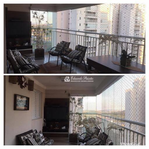 Apartamento Com 4 Dormitórios À Venda, 128 M² Por R$ 880.000,00 - Vila Augusta - Guarulhos/sp - Ap0004