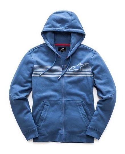 Sudadera Alpinestars Dynamic Fleece Azul Casual