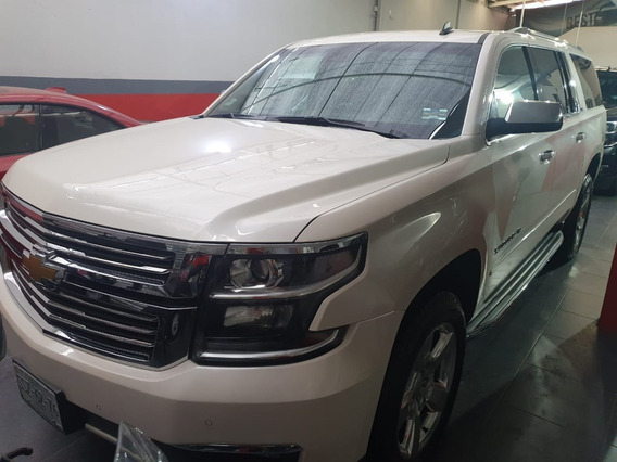 Excelente Chevrolet Suburban Ltz 4x4 2015 Único Dueño