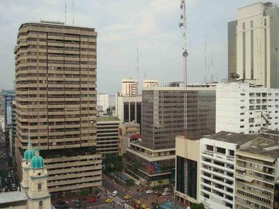 Departamento Amoblado Penthouse Centro Guayaquil Vista Rio