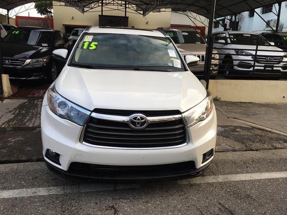 Mayor Auto Import Vende Toyota Highlander Xle 2015