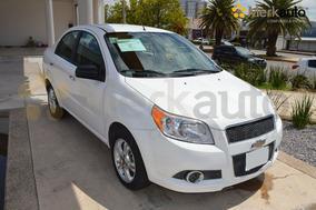 Aveo Aveo Manual Blanco 4 4p Sedan 2013