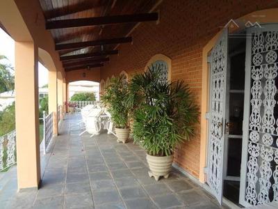 Chácara Residencial À Venda, Colinas Do Mosteiro De Itaici, Indaiatuba. - Ch0054