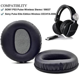 Almohadillas Para Auriculares Sony Pulse Wireles Cechya-0086