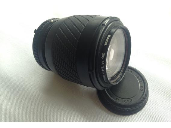Lente Minolta Sigma Uc 70-210mm1:4 - 5.6