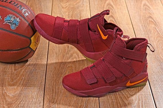 Tênis Nike Lebron Soldier 11 Xi Original Varias Cores