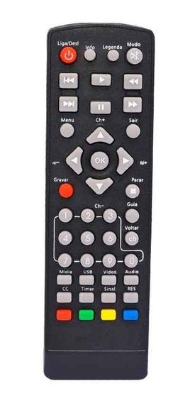 Controle Remoto Para Conversor Digital Intelbras Keo 900