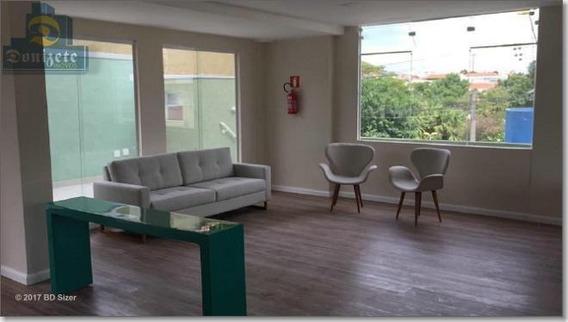 Apartamento Com 1 Dormitório À Venda, 50 M² Por R$ 218.800,00 - Vila Alto De Santo André - Santo André/sp - Ap5123