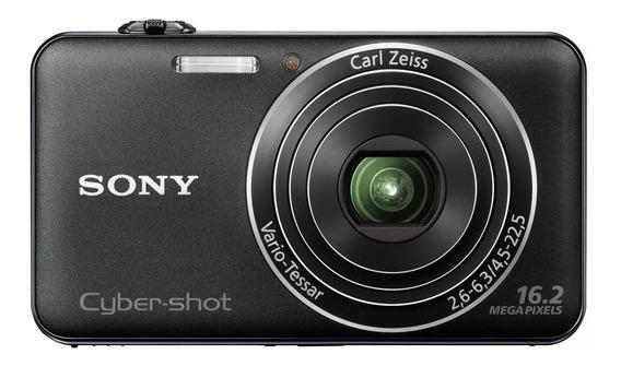 Câmera Digital Sony Cyber-shot Dsc-wx50 16.2 Mp - Preta